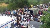12 dead in road accident in Karnataka's Chintamani