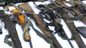Left Wing Extremism: NIA files charges against 8 after huge recovery of arms