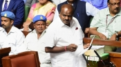 """Ready to quit happily"": Kumaraswamy in an emotional speech in assembly"