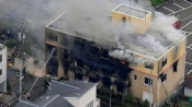 24 dead in suspected arson attack at Japan animation studio