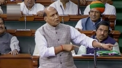 No question of mediation on Kashmir: Rajnath Singh
