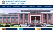 Working live link to check Satavahana University 2019 result for CBCS exam