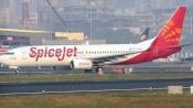 SpiceJet flight in Surat avert mishap on wet runway