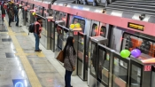 Delhi metro stations closed to ease rush of passengers on New Year's Day