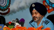 'IAF always cautious and alert': Air Force chief Dhanoa amid Kashmir tension