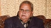 No shortage of medicines; phone restriction helped save lives in Valley: Satya Pal Malik