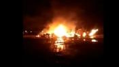 IAF Sukhoi-30 jet crashes in Assam's Tezpur, pilots safe
