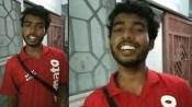 This delivery boy sings 'Gori Tera Gaon Bada Pyara' on customer's request, wins internet