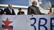 Modi visits Zvezda shipbuilding complex along with Russian President Putin