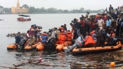 11 killed as boat capsizes in Bhopal river during Ganesh visarjan