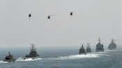 India to conduct first trilateral naval exercise with Singapore, Thailand