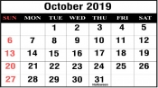 Important days and dates of October 2019: Here's the list