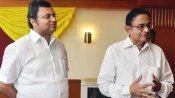 Appa, no 56 can stop you: Read Karti's letter to father Chidambaram on 74th birthday