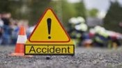 8 killed, several injured after Tourist bus falls into valley in AP's east Godavari