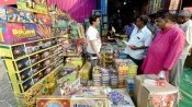 Haryana bans sale of firecrackers