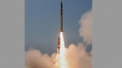 First night trial of Agni-III missile held at Abdul Kalam island integrated test range