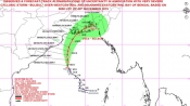 Cyclone Bulbul intensifies, to bring heavy rains in Odisha, West Bengal, Bangladesh Coast