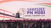 India eliminated big reason behind terrorism, separatism: Modi in Bangkok