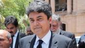 Pakistan's Law Minister Farogh Naseem resigns