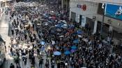 Hong Kong schools re-open after 6 day shut down