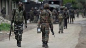 To combat terror combined forces of Army, Navy, Air Force deployed in Valley