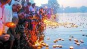 In pics how India celebrates Karthik Purnima, Dev Deepawali, with 'Boita Bandana', Kartikeya puja
