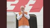 Modi arrives in Thailand, set to address Indian Diaspora event 'Sawasdee PM Modi' today