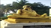 Statue of Tamil poet and philosopher, Thiruvalluvar vandalized