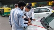 Odd-Even violations: 192 challans issued on day one