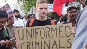 Anti-CAA Stir: German Student whose placard drew Nazi reference at IIT-Madras told to deport