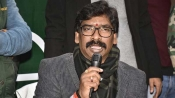 PM Modi, Pranab Mukherjee, top political leaders invited to Hemant Soren's swearing-in