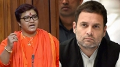 Pragya Thakur's complaint against Rahul Gandhi forwarded to Privileges Committee