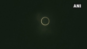 India witnessing the final solar eclipse of the decade, Ring of Fire seen in Dubai