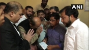 TMC delegations reaches Mangaluru to give Rs 5 lakh exgratia to the kins of two killed in violence