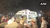 Set ablaze, Unnao rape victim's body reaches her village