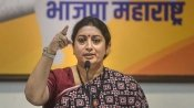 Politicians have no business talking about how people dress: Smriti Irani on CM's ripped jeans remarks
