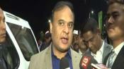 Assam minister, MLA shown black flags by anti-CAA agitators