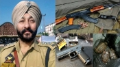 From toothbrush to attar bottle to Ak-47: Here is what cops recovered from Davinder Singh