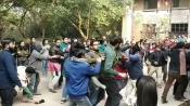 JNU violence: Delhi Police questions JNUSU president Ghosh, 2 others