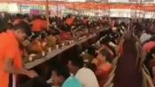 Thousands of devotees witness 'Brahmakalashabhisheka' at Kateel temple in Mangaluru