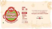 Now, go on a gastronomic tour at MTR Telugu Food Festival