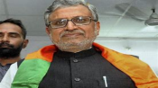 'Nobody can snatch the post of party worker': Sushil Modi amid suspense on deputy CM