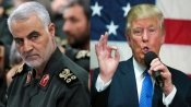 Soleimani plotted attacks in Delhi says Donald Trump
