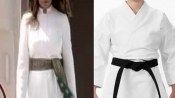 Melania got her Karate green belt: Twitterati mocks US First Lady's outfit during her India visit