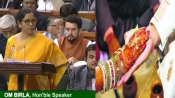 Task force to be set up for recommending marriageable age for women: Sitharaman