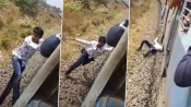 TikTok user falls off moving train after stunt goes terribly wrong; Railway Ministry issues advisory