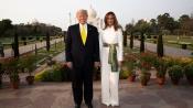 Taj inspires awe, timeless testament to rich Indian culture: Prez Trump in visitors' book