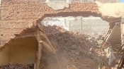Delhi: 1 missing, 1 rescued as under-construction building collapses in CR Park