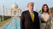 Trump was impressed after learning story of Taj Mahal: Tour guide