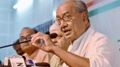 FIR against Digvijaya Singh over 'edited' video of MP CM Shivraj Singh Chouhan